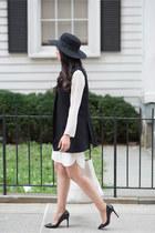 black Zara vest