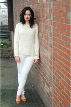 ivory Sheinside sweater