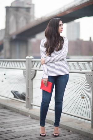 red madewell bag