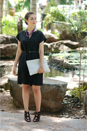 black 8 Rue Pomme dress