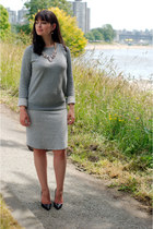 heather gray the latest scoop dress