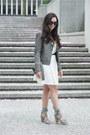 Heather-gray-raye-sandals