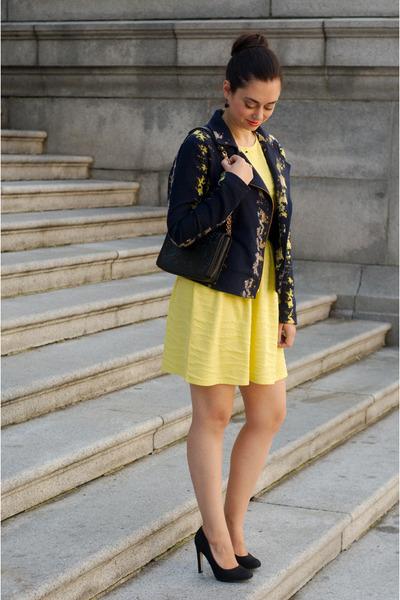 yellow ONeill dress
