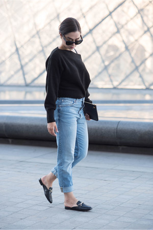 black & other stories sweater