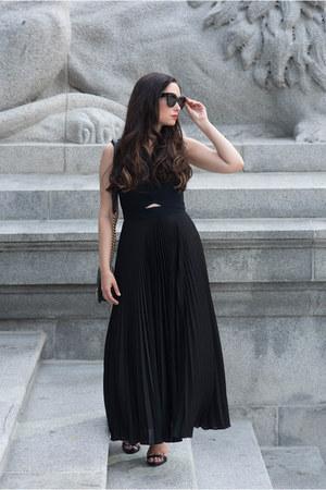 black ALC dress