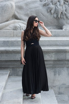 black ALC dress