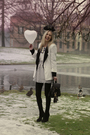 Topshop-top-selfmade-skirt-topshop-purse-zara-blazer-alexander-wang-blaz