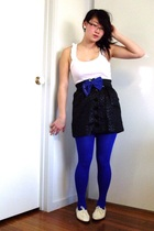 cotton on skirt - Jay Jays top - Sportsgirl belt - thrifted shoes - Sportsgirl s