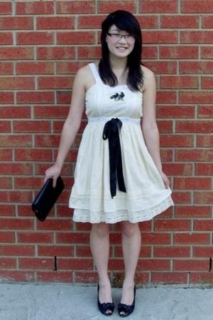 The dolls boutique dress - purse - Target Australia shoes - accessories