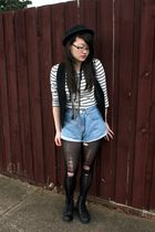 The Breton striped top- Wardrobe Remix