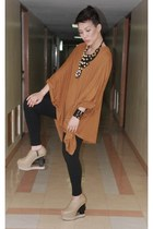 cross Soule Phenomenon wedges - Graxie top