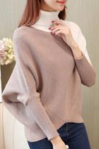 Fashionmia sweater - geometric Fashionmia sweater