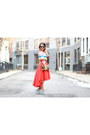 Red-midi-chicwish-skirt-mallory-dee-keller-heels