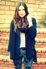 Black-giorgio-armani-blazer-beige-h-m-top-black-h-m-scarf-black-forever-21