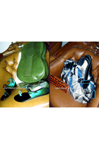 belle purse - belle shoes - Charles & Keith purse - Louis Vuitton wallet