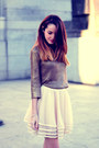 Cream-tulle-skirt-sheinsidecom-skirt