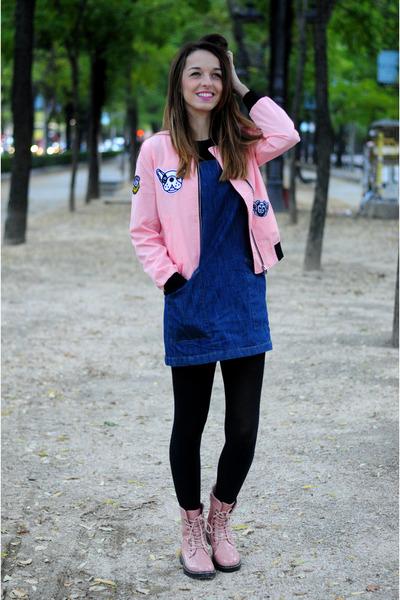 bubble gum shein jacket