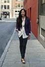 Miista-boots-charcoal-gray-corduroy-jcrew-jeans-deep-purple-ted-baker-blazer