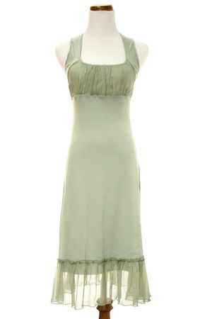 green Weston Wear dress
