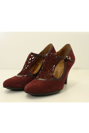 red Sofft shoes