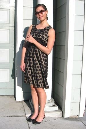 black Weston Wear dress