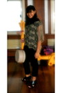 Olive-green-forever-21-shirt-light-pink-topshop-bag-black-zara-wedges-blac