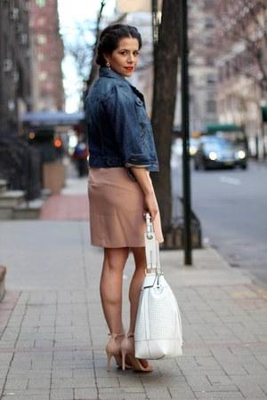 Zara shoes - ann taylor dress