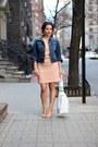 Zara-shoes-ann-taylor-dress