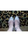Vintage-dress-aldo-heels
