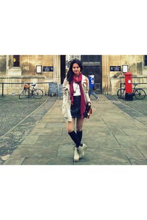 parka Zara coat
