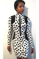 black Cowgirl Heaven dress