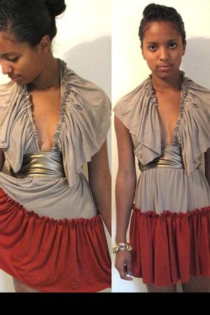 Cowgirl Heaven dress