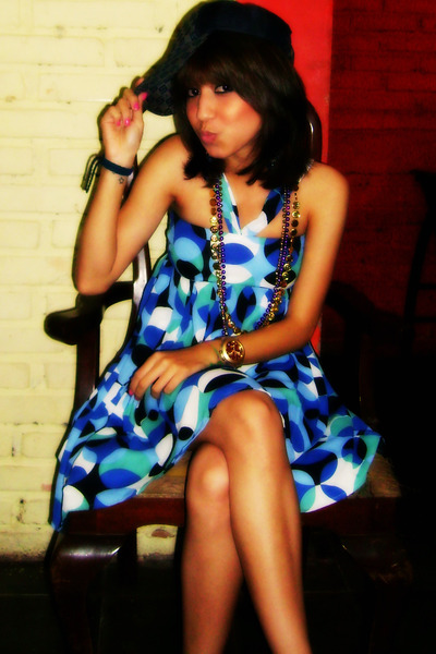 blue emma & james dress