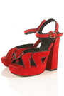 Red-topshop-shoes