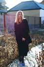 Black-geox-boots-black-zara-dress-no-brand-coat