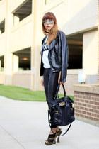 bcbg max azria pants - Miu Miu heels