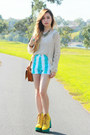 Aquamarine-motel-rocks-shorts-yellow-jeffrey-campbell-boots