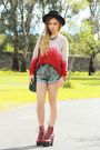 Jeffrey-campbell-boots-oneteaspoon-shorts-minkpink-jumper