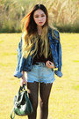 Denim-jacket-choies-jacket-brick-red-tardy-jeffrey-campbell-boots