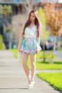 Theory-of-seven-shorts-white-emoda-heels