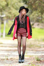 Sheinside-jacket-romwe-shorts