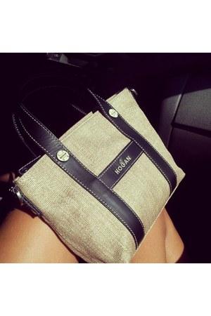 tan small hogan bag