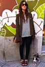 Brown-zara-cardigan-black-mango-shirt-black-hm-jeans-brown-zara-shoes-gr