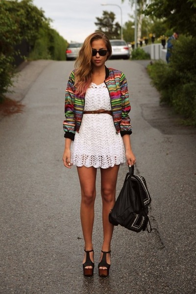 Lace Dress Jacket