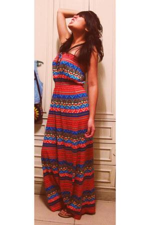 maxi dress H18 dress