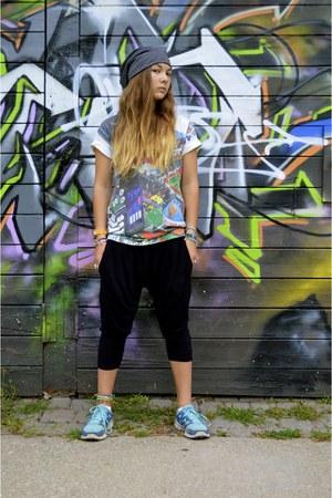 kensington market hat - stratford pants - kensington market t-shirt