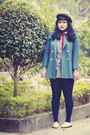 Gray-vintage-from-ebay-dress-navy-donkey-jacket-vintage-from-ebay-jacket