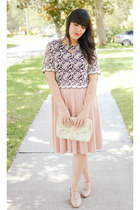 Forever 21 top - modcloth dress