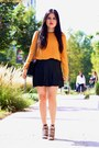 Zara-bag-zara-skirt-forever-21-top-zara-sandals