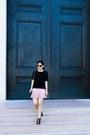 Zara-top-bcbg-max-azria-skirt-zara-heels